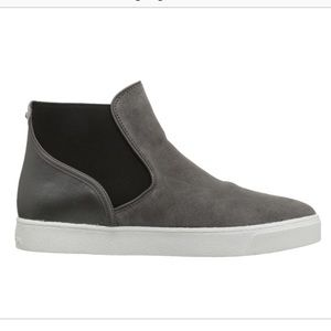 ✨SALE! Sam Edelman Margot gray hightop sneaker